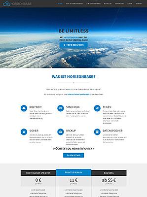 Horizonbase Screenshot