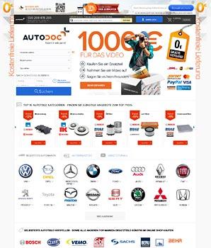 AutoDoc Screenshot