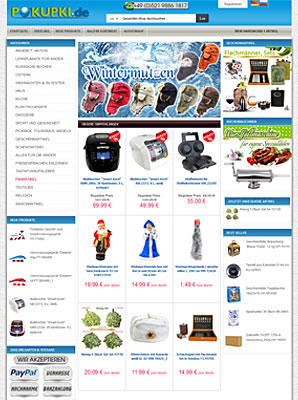Pokupki.de Screenshot