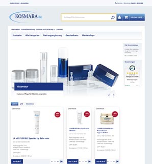 Kosmara Screenshot