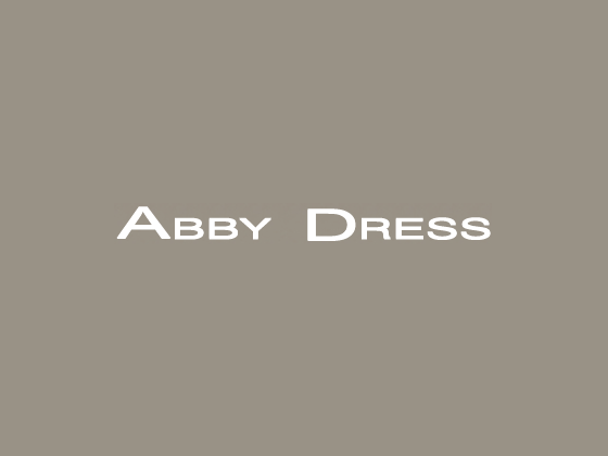 Abby Dress Gutscheine