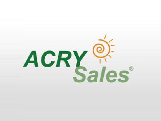 ACRY Sales
