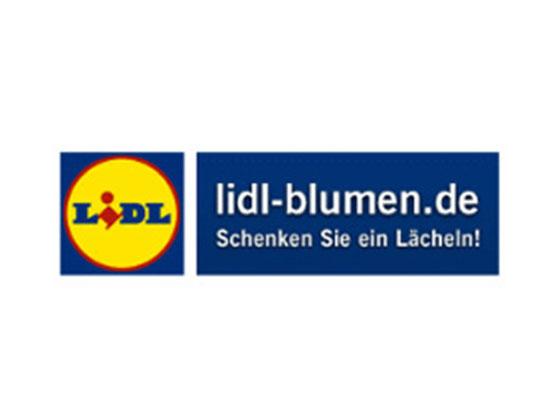 Lidl Blumen