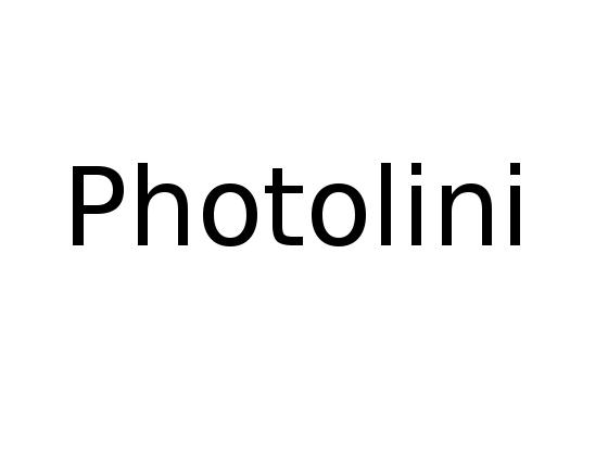 Photolini Gutscheine