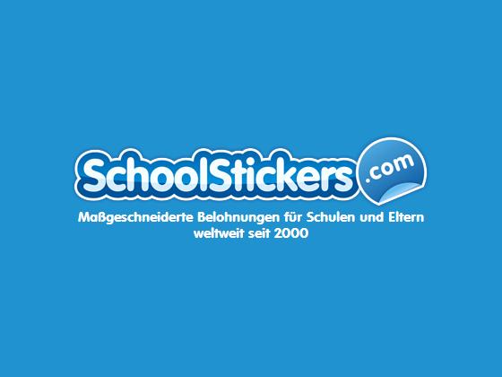School Stickers Gutscheine