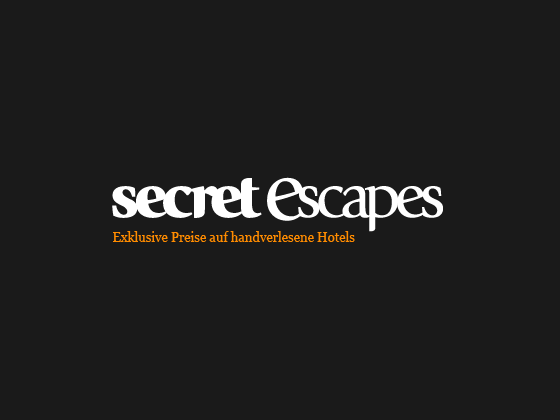 Secret Escapes Gutscheine