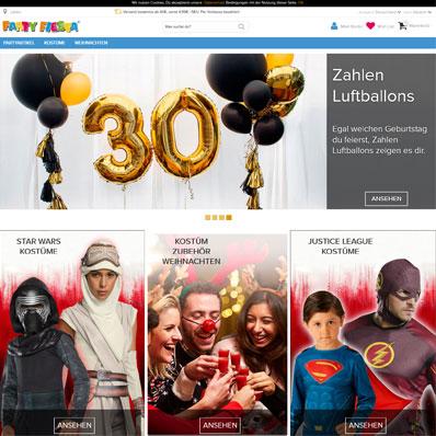 Party Fiesta Screenshot