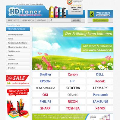HD Toner Screenshot