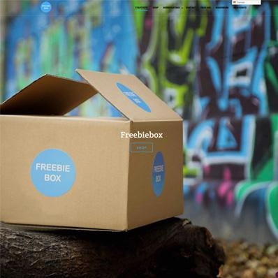 Freebiebox Screenshot