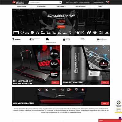 Hop-Sport Screenshot