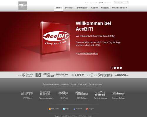 AceBIT Screenshot