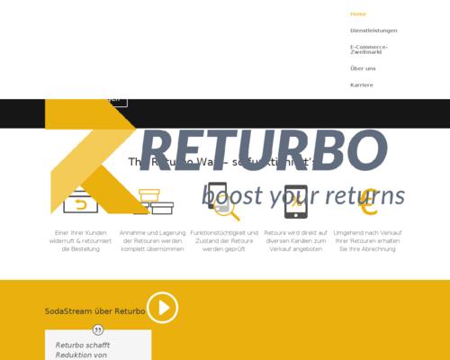 Returbo Screenshot