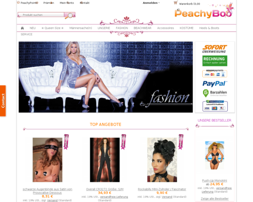 PeachyBoo Screenshot