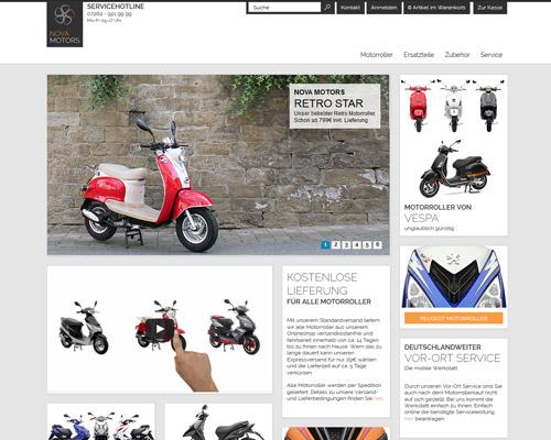 Nova Motors Screenshot