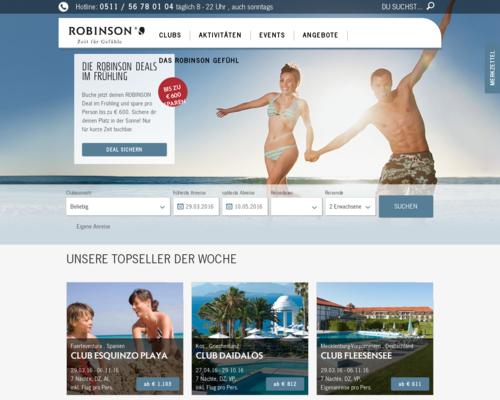 Robinson Screenshot