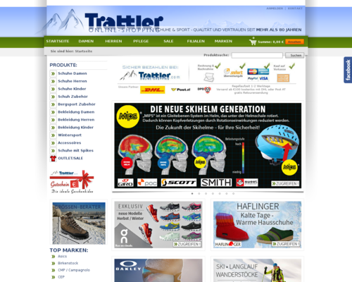 Trattler Screenshot