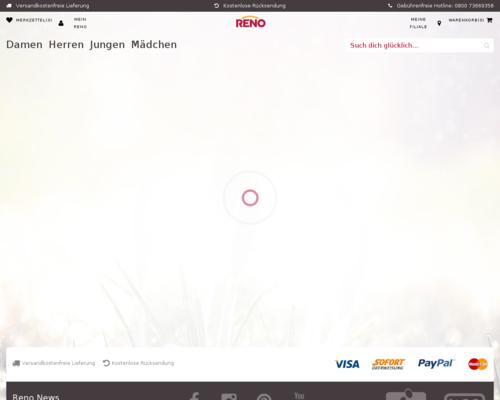 RENO Screenshot