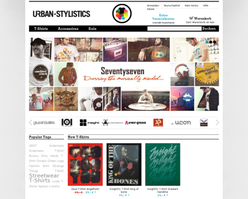 Urban-Stylistics Screenshot