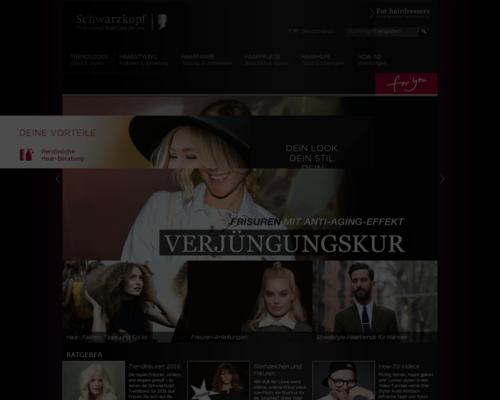 Schwarzkopf Screenshot