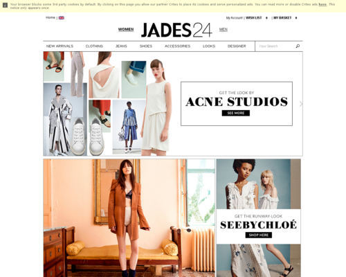 JADES24 Screenshot