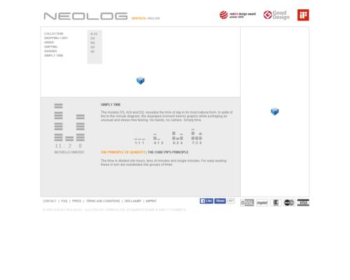 Neolog Screenshot