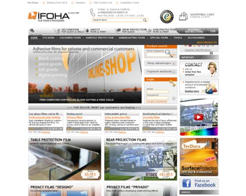 IFOHA Screenshot