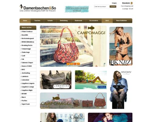 Damentaschen und So Screenshot