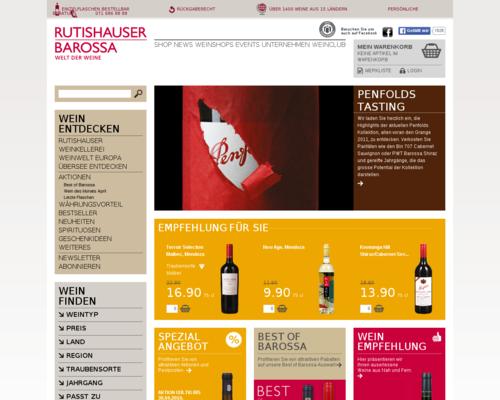Rutishauser Barossa Screenshot