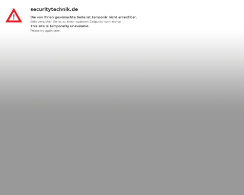 Securitytechnik Screenshot