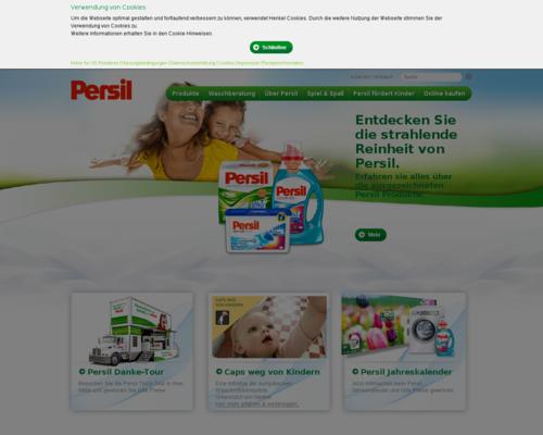 Persil Screenshot