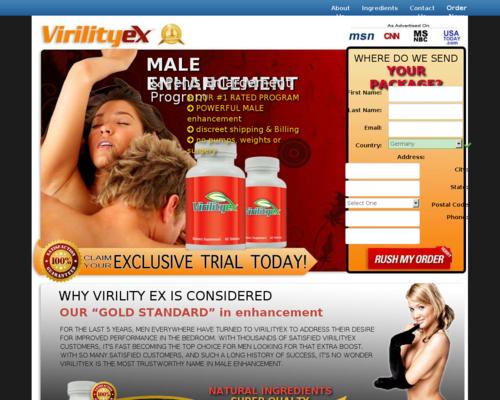 Virility EX Screenshot