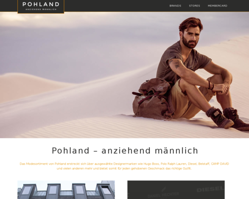 Pohland Screenshot
