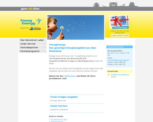 YoungEnergy Screenshot