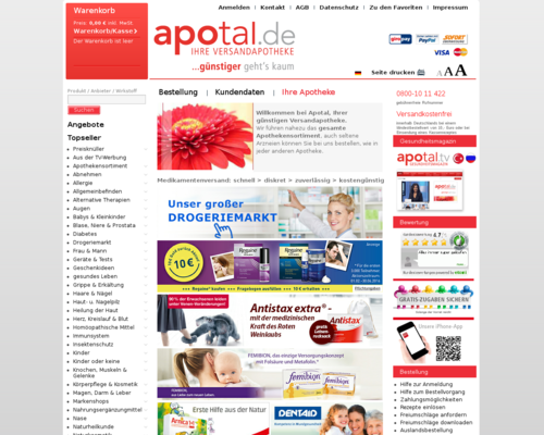 Apotal newsletter