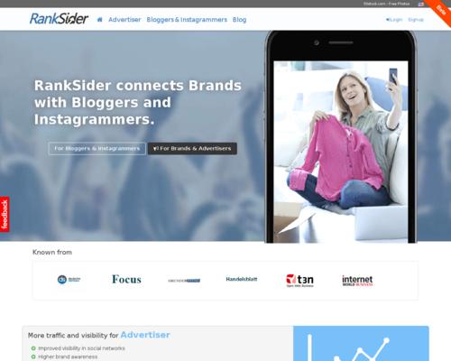 RankSider Screenshot