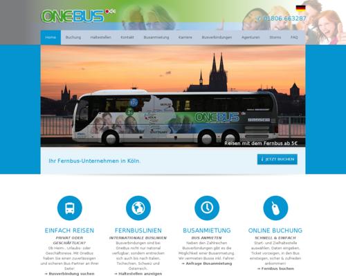 OneBus Screenshot