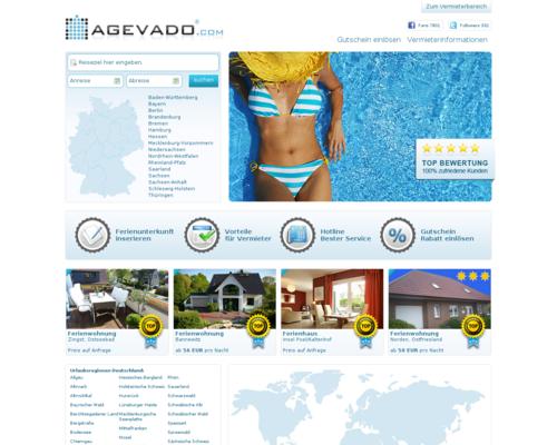 Agevado Screenshot