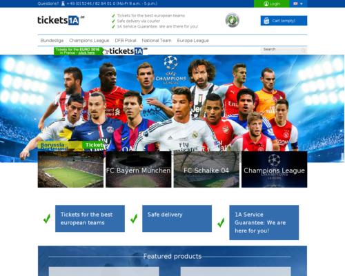 Tickets1a Screenshot