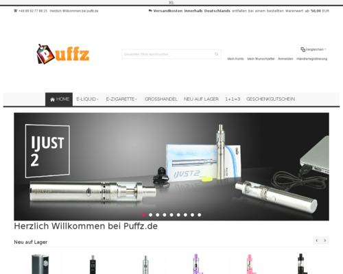 Puffz Screenshot