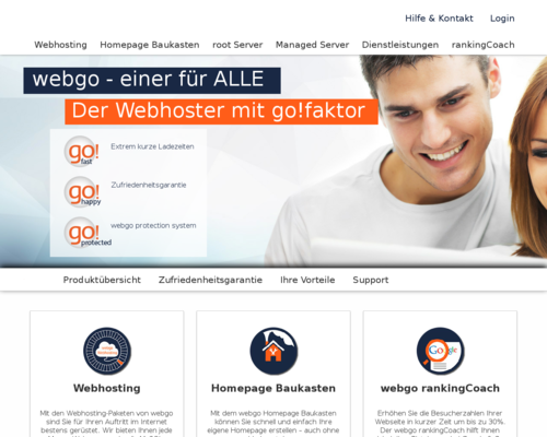 WebGo24 Screenshot