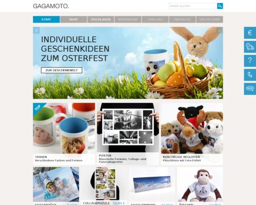 Gagamoto Screenshot
