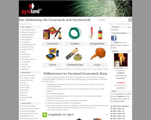 Pyroland Screenshot