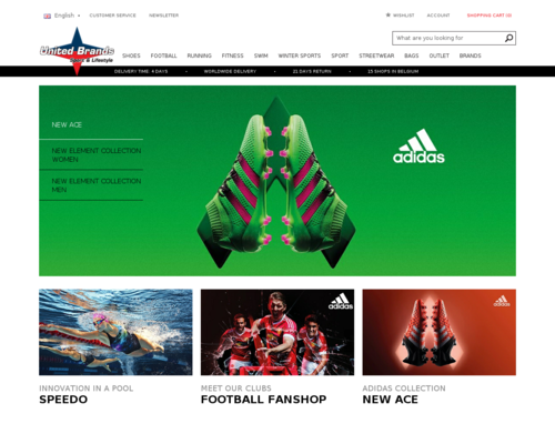 United Brands Screenshot