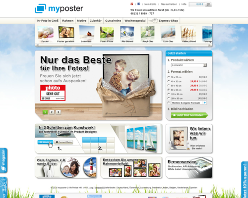 myposter Screenshot
