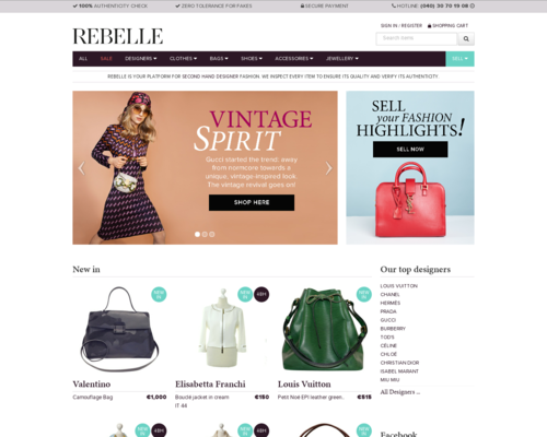 Rebelle Screenshot