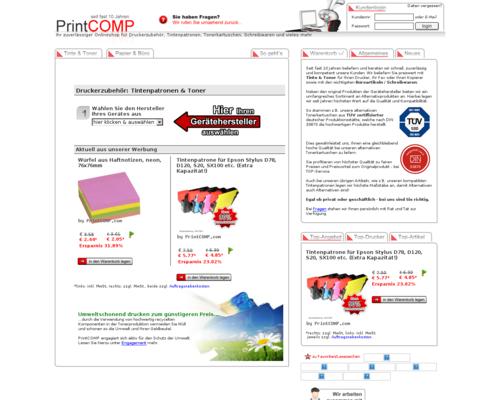 PrintCOMP Screenshot