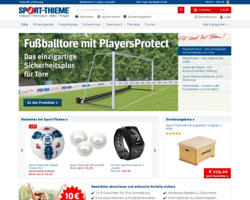 Sport Thieme Screenshot