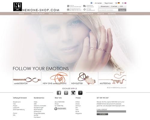 New One Shop Screenshot