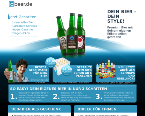 idbeer Screenshot