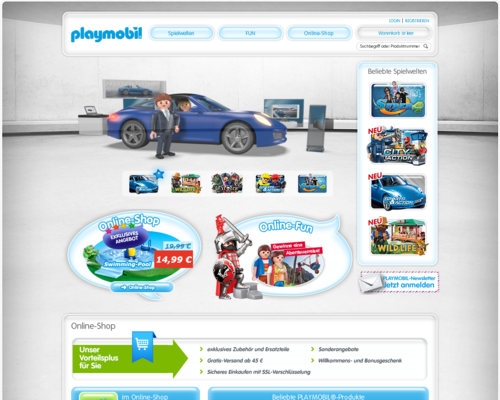 Playmobil Screenshot